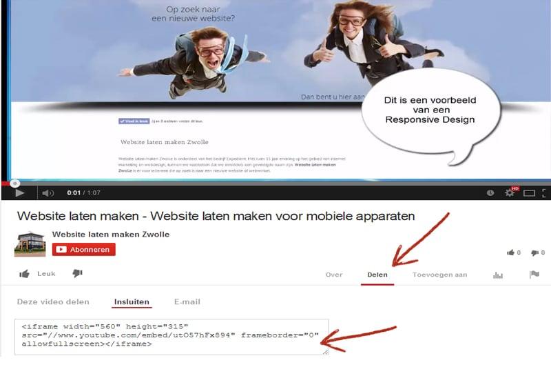 insluitcode-kopieren-youtube