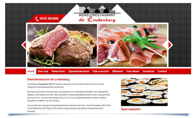 Wereldrestaurant Lindenberg