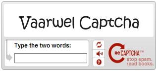 Google zegt de Captcha code vaarwel