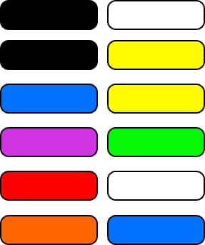 hoogste-contrast-twee-kleuren