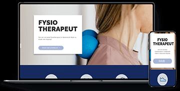 Portfolio fysiotherapeut