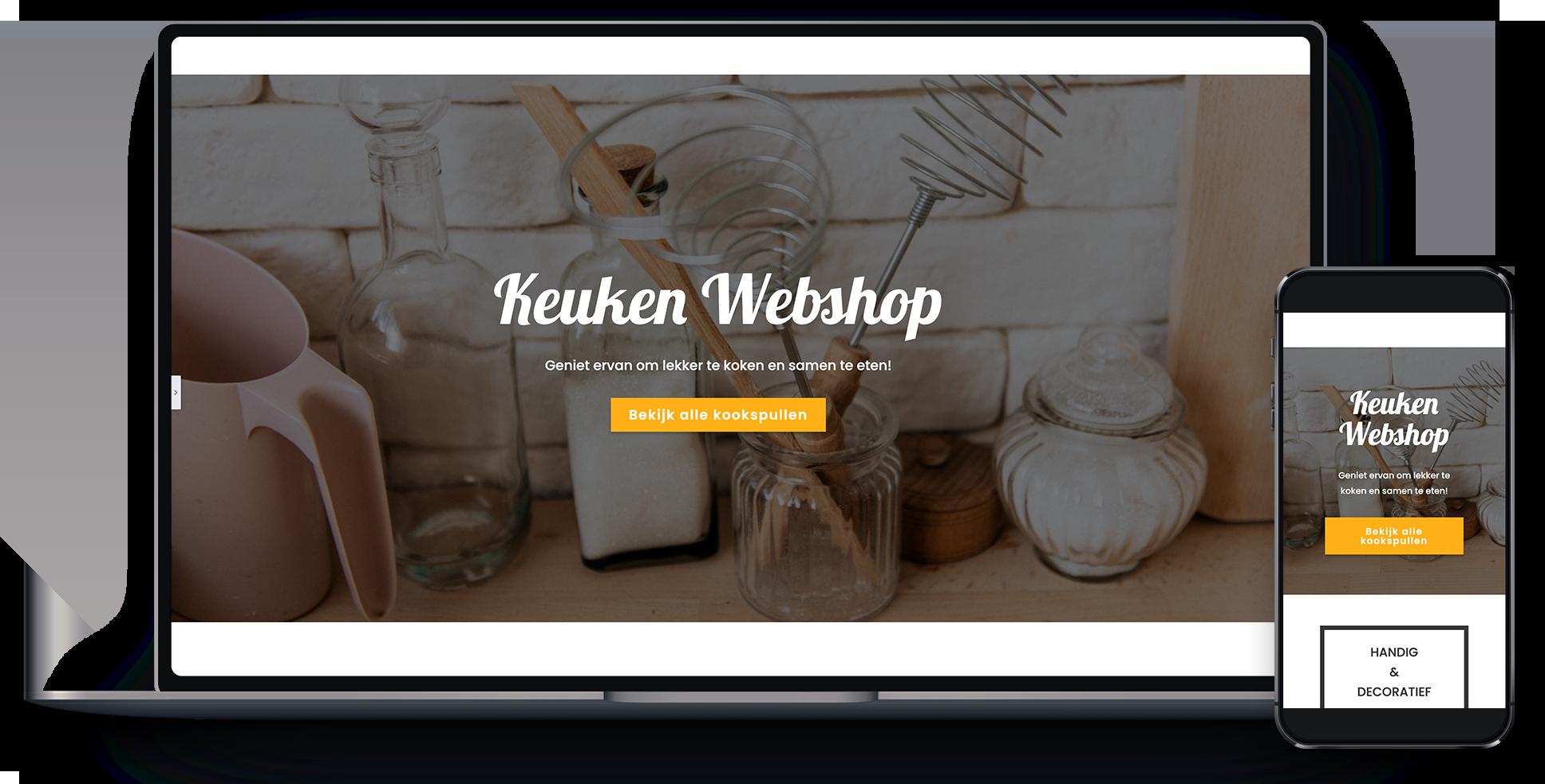 Keuken webshop