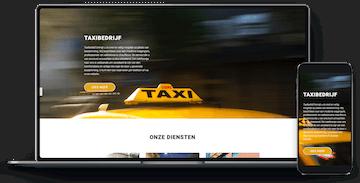 portfolio taxibedrijf