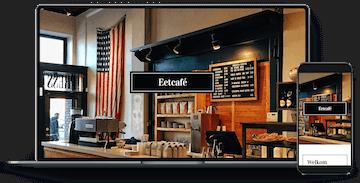 Portfolio eetcafé