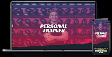 Portfolio personal trainer
